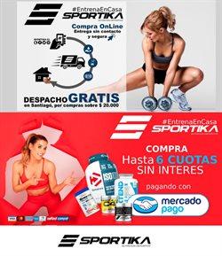 Ofertas de Santiago en Sportika