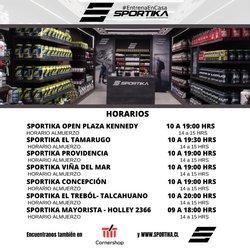 Ofertas de Deporte en el catálogo de Sportika ( 9 días más)