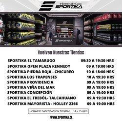 Ofertas de Sportika en el catálogo de Sportika ( Más de un mes)