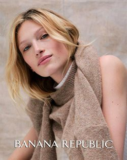 Ofertas de Bananas en Banana Republic