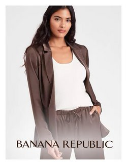 Ofertas de Banana Republic en el catálogo de Banana Republic ( Más de un mes)