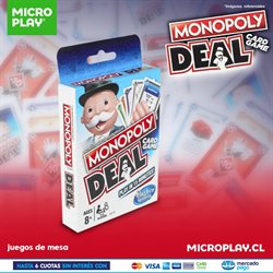 Ofertas de Monopoly en Microplay