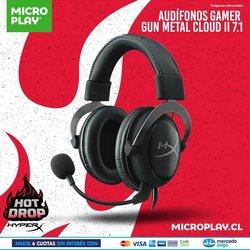 Ofertas de Microplay en el catálogo de Microplay ( 6 días más)