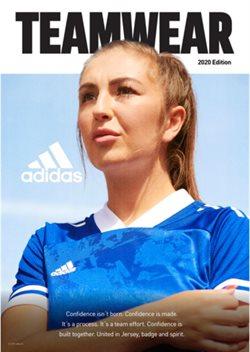 Ofertas de Deporte en el catálogo de Adidas en Providencia ( Más de un mes )