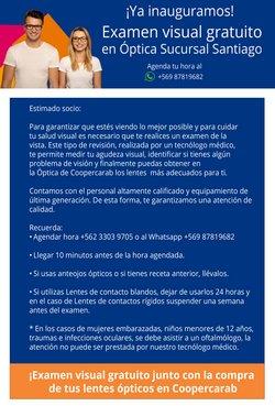 Ofertas de Almacenes en el catálogo de Coopercarab ( 2 días más)