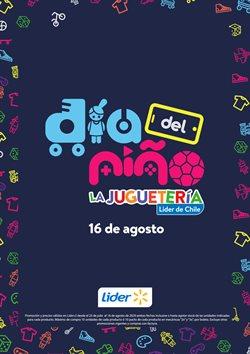 Catálogo Lider en Santiago ( 12 días más )