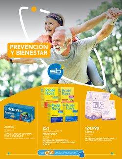 Ofertas de Farmacias y Salud en el catálogo de Salcobrand ( 6 días más)