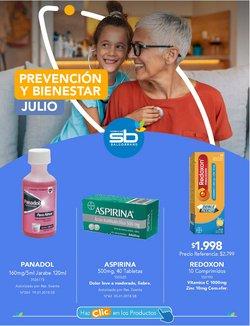 Ofertas de Farmacias y Salud en el catálogo de Salcobrand ( 2 días más)