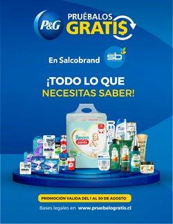 Ofertas de Farmacias y Salud en el catálogo de Salcobrand ( 28 días más)
