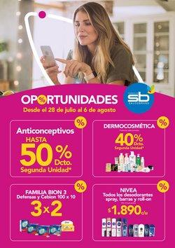 Ofertas de Farmacias y Salud en el catálogo de Salcobrand ( 3 días más)