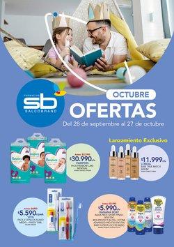 Ofertas de Viajes y Ocio en el catálogo de Salcobrand ( Vence mañana)
