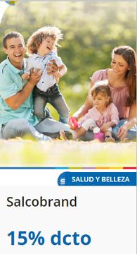 Ofertas de Salcobrand  en el catálogo de Santiago
