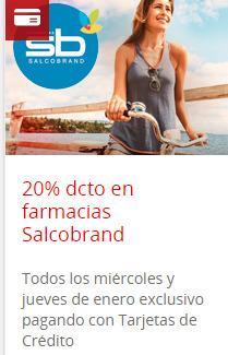 Ofertas de Salcobrand  en el catálogo de San Bernardo