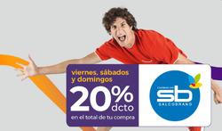 Ofertas de Salcobrand  en el catálogo de Coquimbo