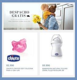 Ofertas de Chicco en el catálogo de Chicco ( 20 días más)