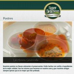 Ofertas de Super Delicious en el catálogo de Super Delicious ( Más de un mes)