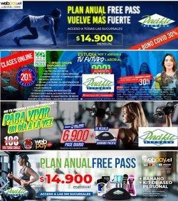Ofertas de Pacific Fitness en el catálogo de Pacific Fitness ( 9 días más)