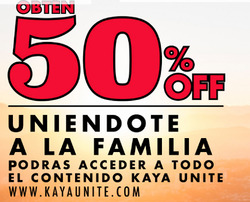 Ofertas de Kaya Unite  en el catálogo de Las Condes