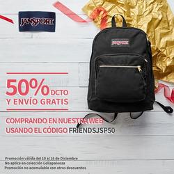 Ofertas de Jansport  en el catálogo de Antofagasta