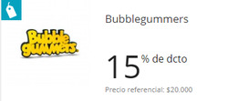 Ofertas de Bubble Gummers  en el catálogo de Santiago