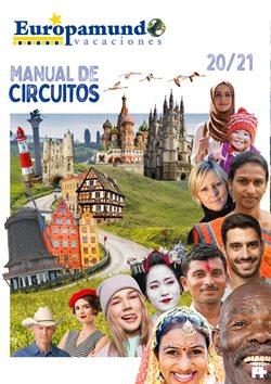 Ofertas de Viajes y Tiempo Libre en el catálogo de Europamundo ( Más de un mes )