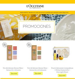 Ofertas de L'Occitane en el catálogo de L'Occitane ( 5 días más)