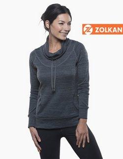 Ofertas de Zolkan en el catálogo de Zolkan ( 19 días más)