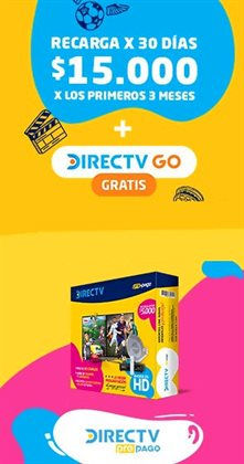 Ofertas de Video en Direct TV