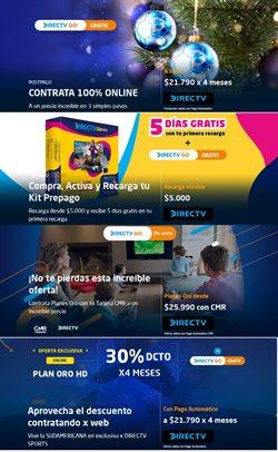 Catálogo Direct TV ( Vencido)