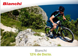 Ofertas de Bianchi  en el catálogo de Bianchi en Santiago
