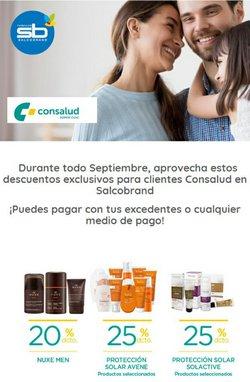 Catálogo Consalud ( 6 días más)