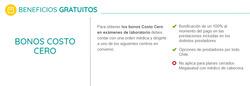 Ofertas de Consalud  en el catálogo de Providencia