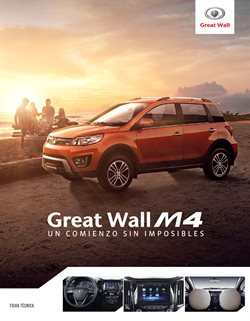 Ofertas de Great Wall en el catálogo de Great Wall ( Más de un mes)
