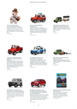 Ofertas de Fisher-Price en Land Rover