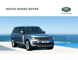 Ofertas de Land Rover  en el catálogo de Santiago