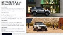 Ofertas de Diesel en el catálogo de Land Rover ( Más de un mes)