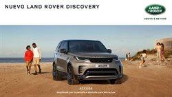 Ofertas de Land Rover en el catálogo de Land Rover ( Más de un mes)