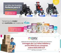 Ofertas de Ortopedias Más Vida en el catálogo de Ortopedias Más Vida ( Vence hoy)