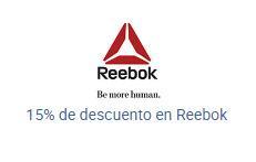 Ofertas de Reebok  en el catálogo de Santiago