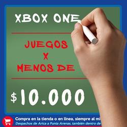 Ofertas de Todo Juegos  en el catálogo de Santiago