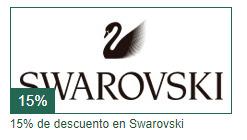 Ofertas de Swarovski  en el catálogo de Huechuraba