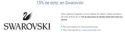 Ofertas de Swarovski  en el catálogo de Ñuñoa