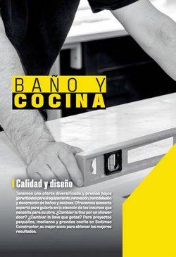 Catálogo Constructor Sodimac ( Más de un mes)
