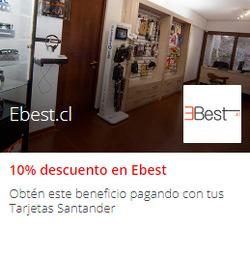 Ofertas de Ebest  en el catálogo de Santiago