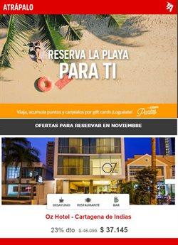 Ofertas de Hoteles  en el catálogo de Atrápalo en Santiago