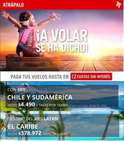 Ofertas de Atrápalo  en el catálogo de Antofagasta