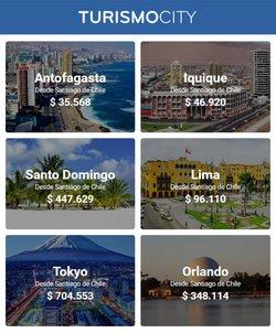 Ofertas de Viajes y Ocio en el catálogo de Turismo City ( 2 días más)