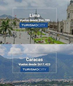 Ofertas de Turismo City en el catálogo de Turismo City ( 7 días más)