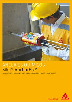Ofertas de Sika en el catálogo de Sika ( Más de un mes)