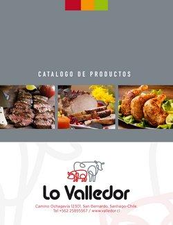 Ofertas de Comercial Valledor en el catálogo de Comercial Valledor ( 5 días más)